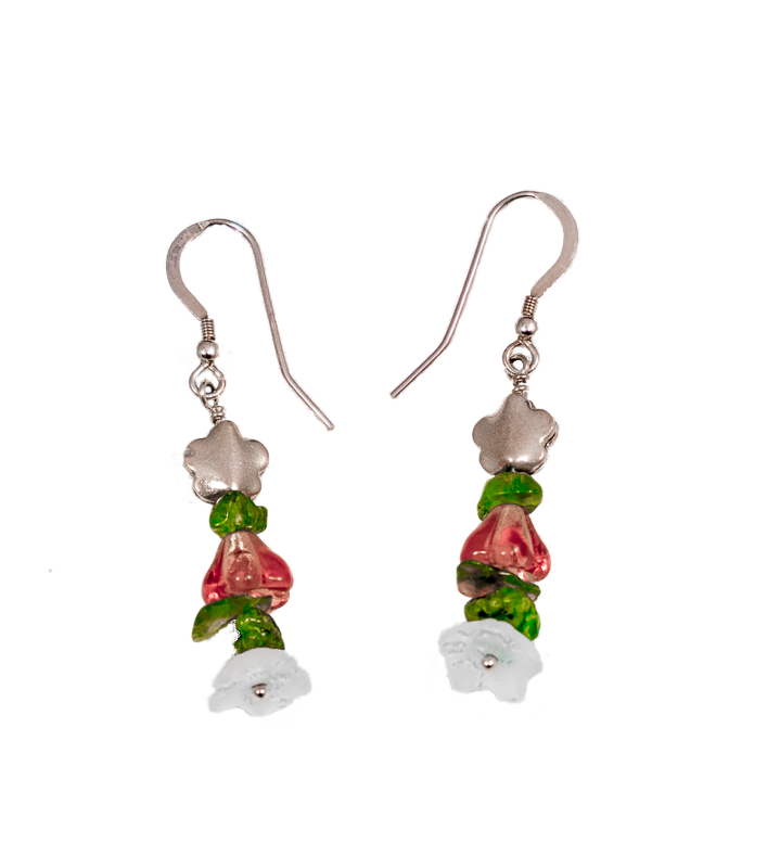 Camino - The Pilgrim's Way Earrings