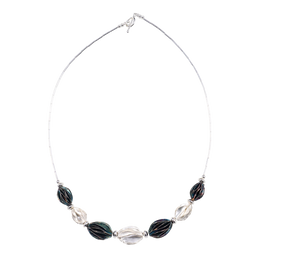 Casuarina Full necklace.