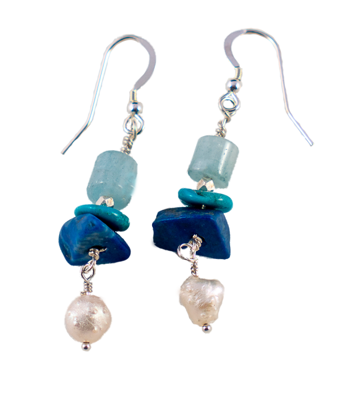 Coral Coast Earrings