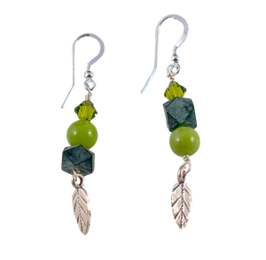 Daintree Rainforest Earrings