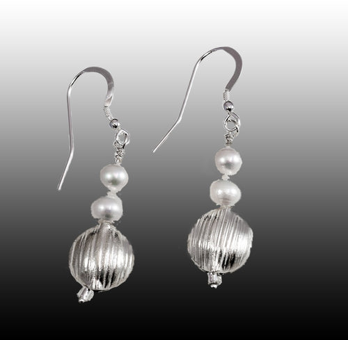 Stairway to the Moon Earrings