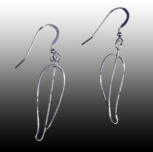 Triple Eucalypt Earrings
