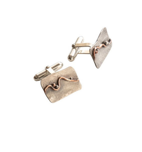 MacDonnell Ranges Cuff Links