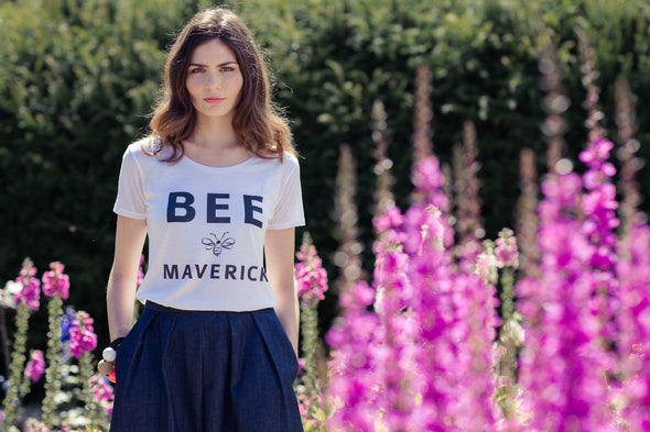 BEE MAVERICK Tee-shirt