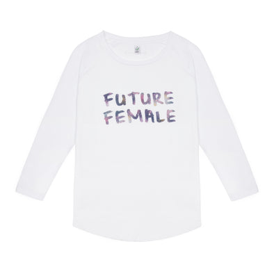 Deborah Campbell Future Female Long Sleeve Tee-shirt