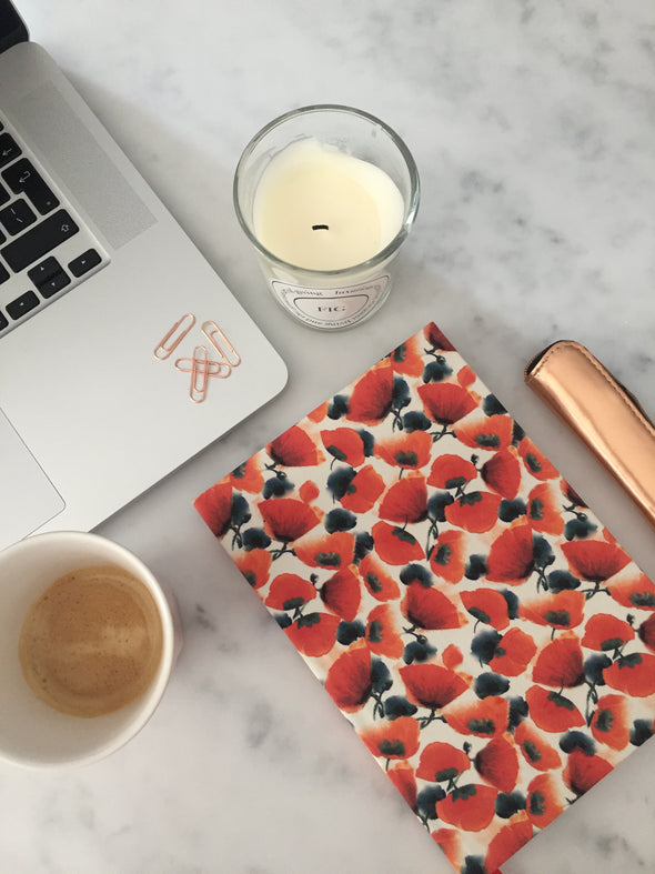 The Poppy Notebook