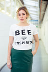 Bee Inspired Tee-shirt
