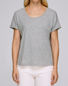 Unconditional Love grey tee-shirt
