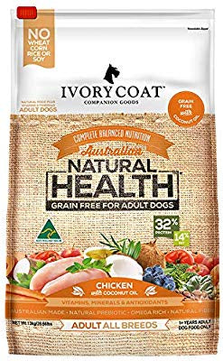 IVORY COAT 13KG CHICKEN AND COCONUT OIL ADULT