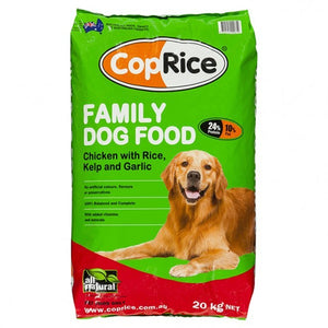 20kg a family dog coprice