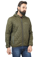 Tripole Men's Winter Jacket 5°C Comfort - Trekking and Daily Use | Army Green