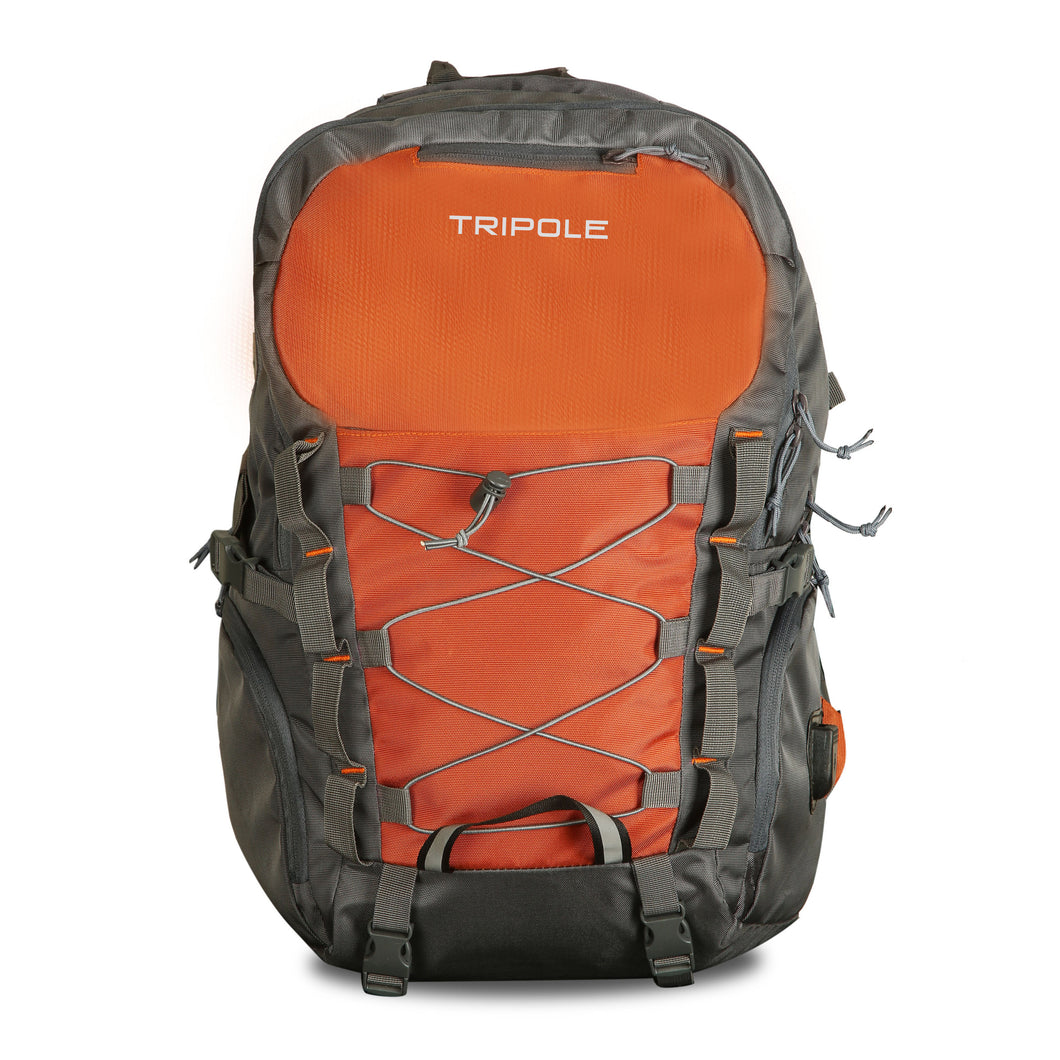 Tripole Fox 35 Litre Internal Frame Laptop Backpack | Orange