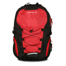 Tripole Fox 35 Litre Internal Frame Laptop Backpack | Black Red
