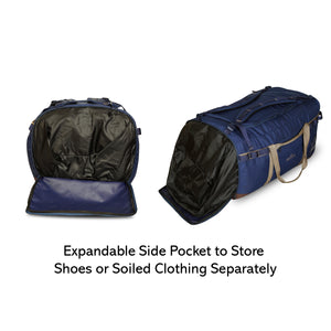 Tripole Basecamp Duffel Travel Bag - 120 liters