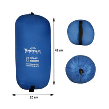 Tripole Envelope Camp Series Sleeping Bag