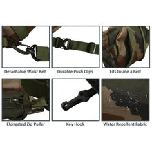 Tripole Waist Pack - Multi-Purpose Fanny Bag | Indian Army