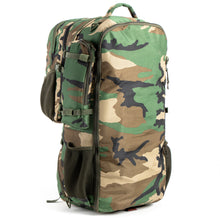 Tripole Voyager Rucksack and Backpack for Travelling with Detachable Bag | Digital Camouflage