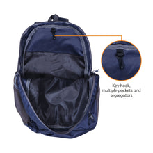 Blue Foldable 20 Litre Day Pack | Blue