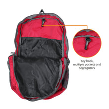 Foldable 20 Litre Day Pack | Red