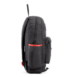 Tripole Vintage Casual Laptop Backpacks for Daily Use | Black
