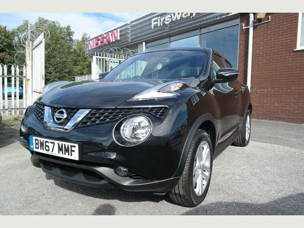 Nissan Juke 1.2 DIG-T N-Connecta (s/s) 5dr 2018