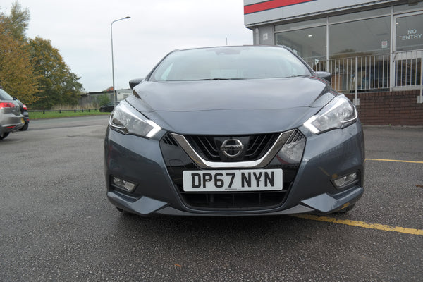 Nissan Micra 0.9 IG-T N-Connecta 5dr 2018