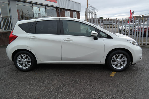Nissan Note 1.2 Acenta Premium (Style Pack) 5dr 2015 ML15OHG