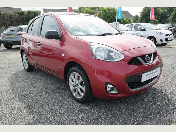 Nissan Micra 1.2 Acenta Limited Edition 5-Door Hatchback 5dr 2014