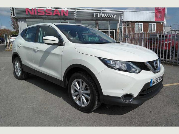 Nissan New Generation Qashqai 1.5 dCi Acenta S/S 1.5 5dr 2016 - MA66XEW