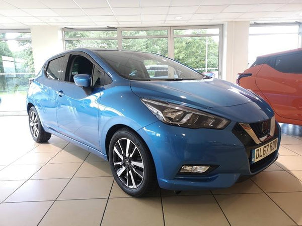 Nissan Micra Hatchback (All New) 0.9 IG-T 90 N-Connecta 5dr 2017