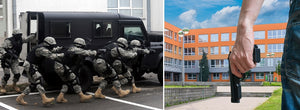 Active Shooter Incident Intervention Protection