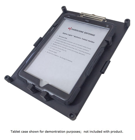 Alpha Light Bulletproof Ballistic Clipboard and Tablet Holder NIJ IIIA