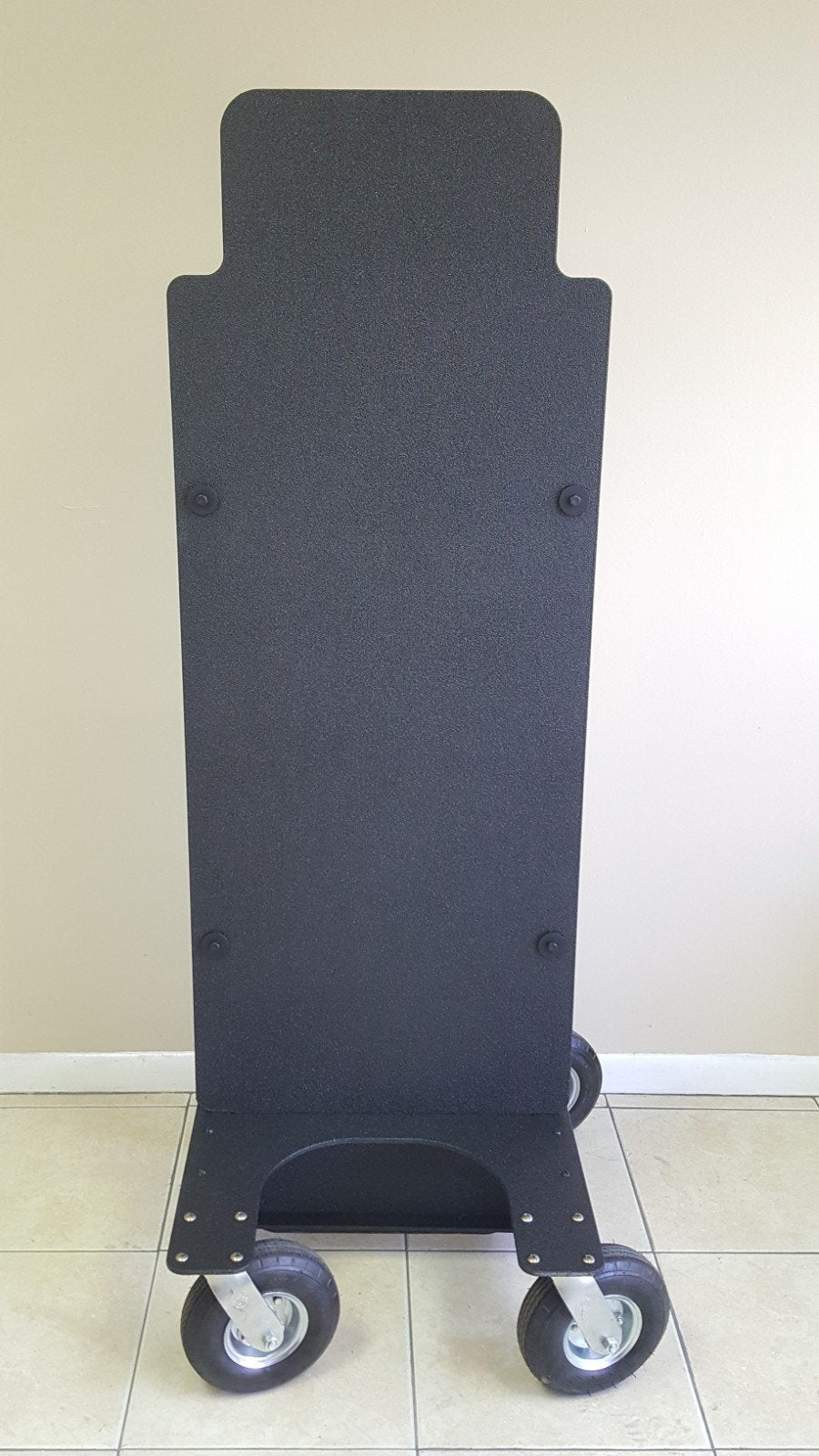 Rolling SWAT ballistic shield NIJ Level IV