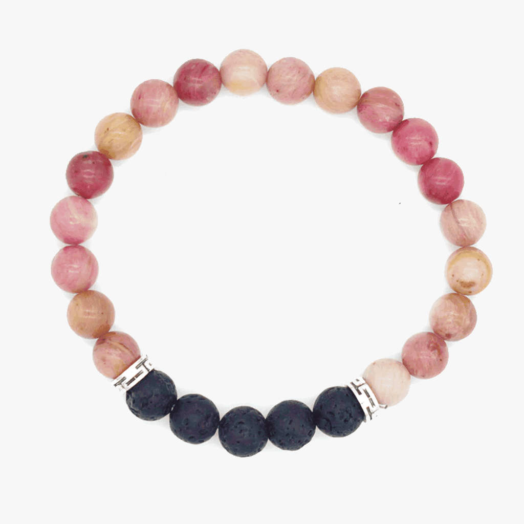 Natural Stone Aromatherapy Bracelet - Humanity's Pride