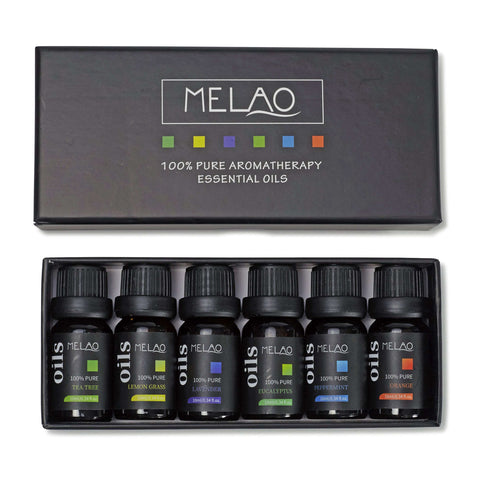 Aromatherapy Essential Oils Gift Set - Humanity's Pride