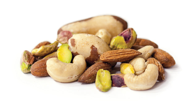 Raw Mix Nuts