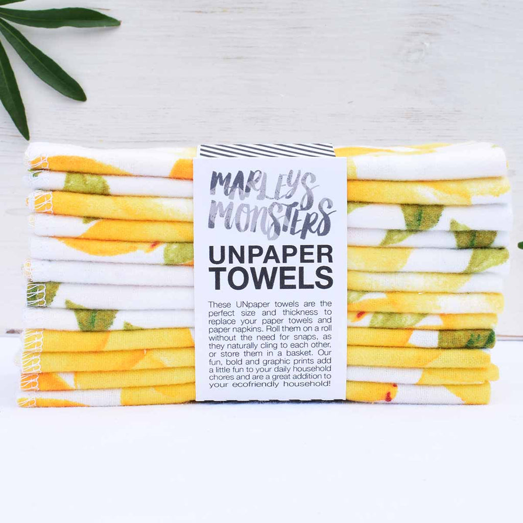 Unpaper Towels (12 Sheets)