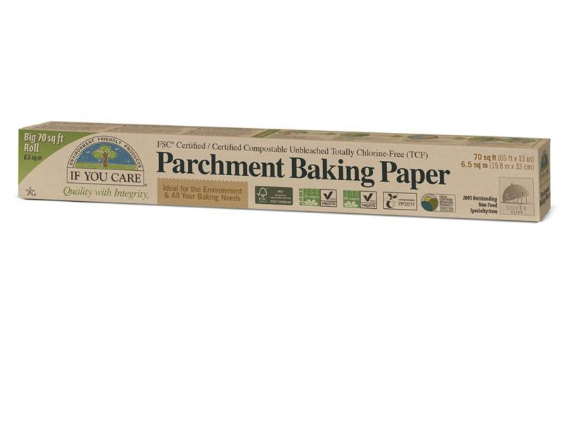 If You Care - Parchment Baking Paper - Unbleached