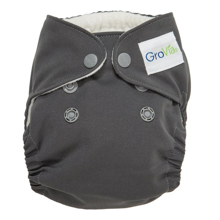 Newborn All-In-One Cloth Diaper (5-12 Lbs)