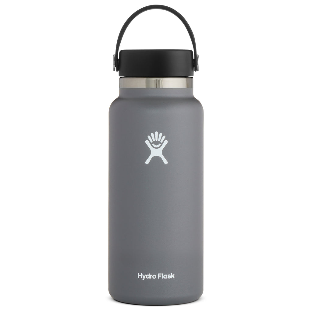Hydro Flask Insulated Water Bottle Wide Mouth - 20oz (Multiple Colors)