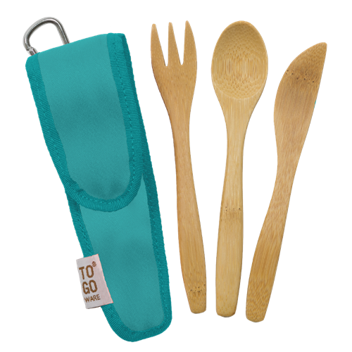 TOGO Kids Bamboo Utensil Set