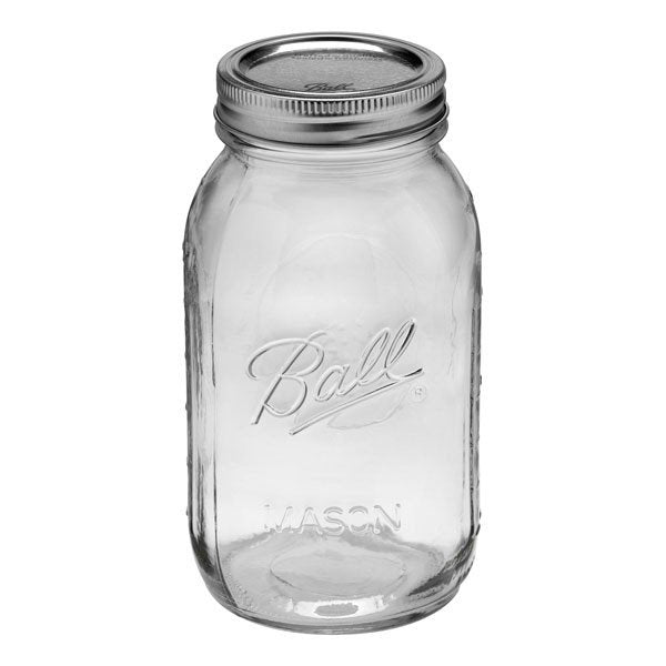 Ball Glass Mason Jar