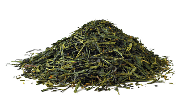 Whole Green Tea Leaves - Chun Mee (Organic) / 有機原片珍眉綠茶葉