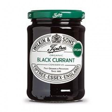 Wilkin & Sons - Blackcurrant Jam (Organic)