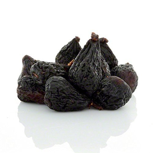 Black Mission Figs, Raw (Organic) / 有機黑無花果乾