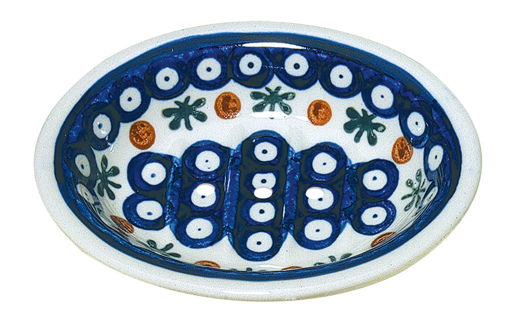Bunzlauer Ceramic Soap Dish