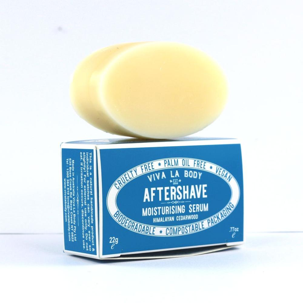Solid Shave Bar