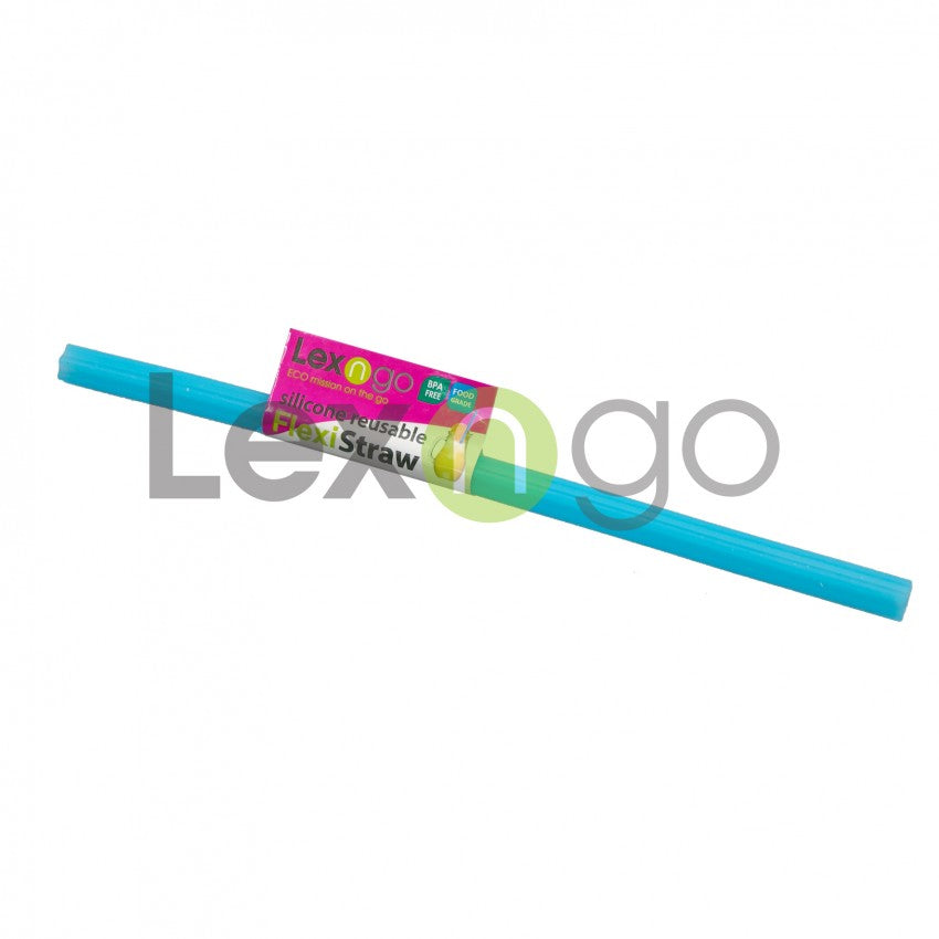 Silicone Flexi Drinking Straw