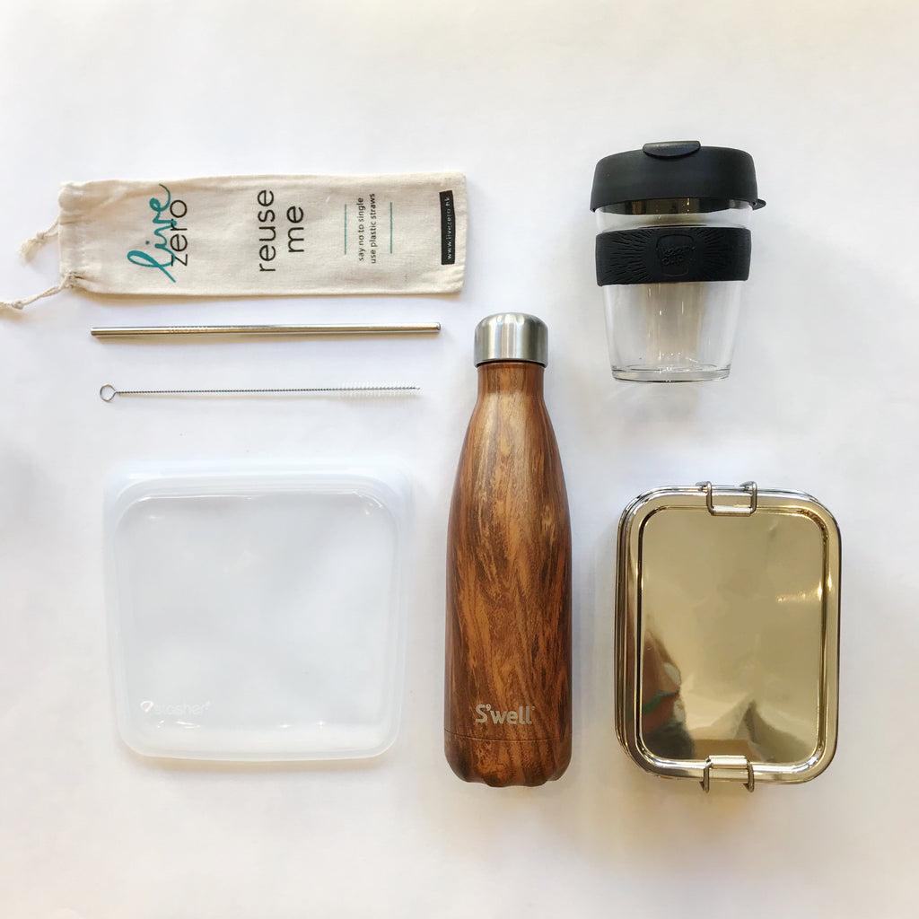 The Green On The Go Kit