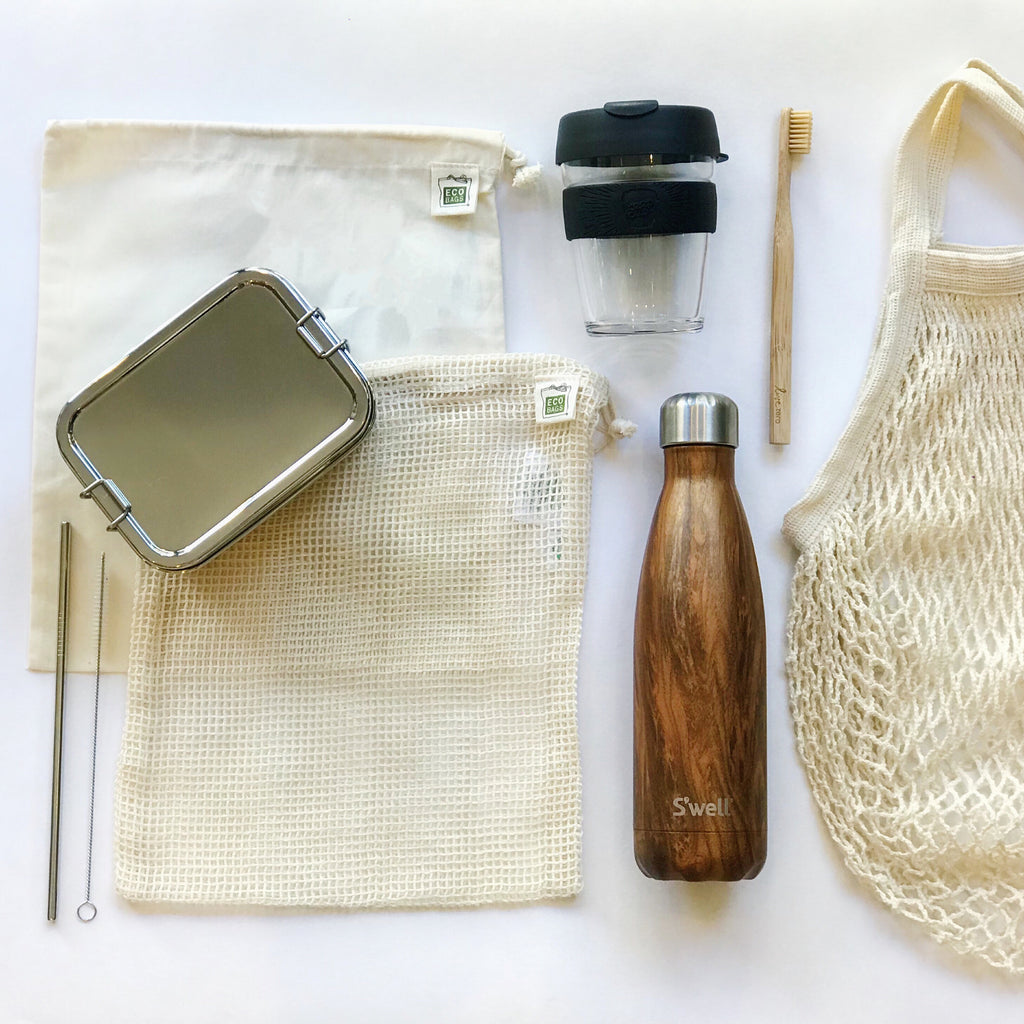 The Ultimate Zero Waste Starter Kit
